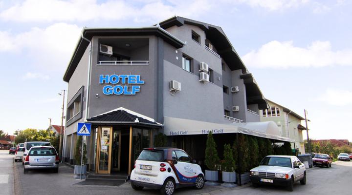 Hotel Golf | O nama